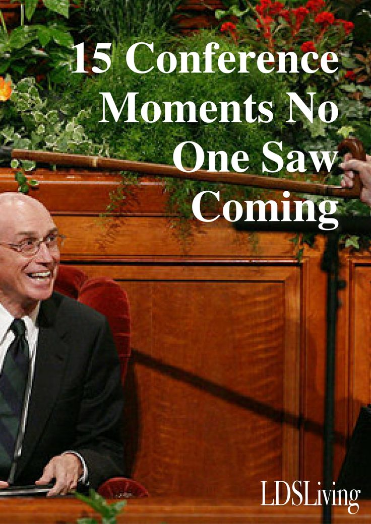 15 Conference Moments No One Saw Coming