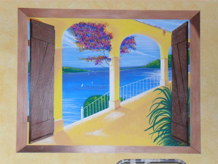 Finestra sul mare