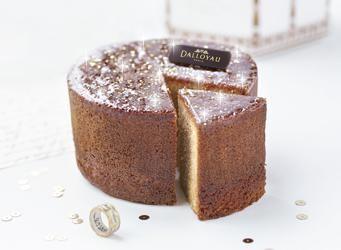 En avril, on croque le Cake d'amour de Peau d'âne à La Cinémathèque française et chez Dalloyau