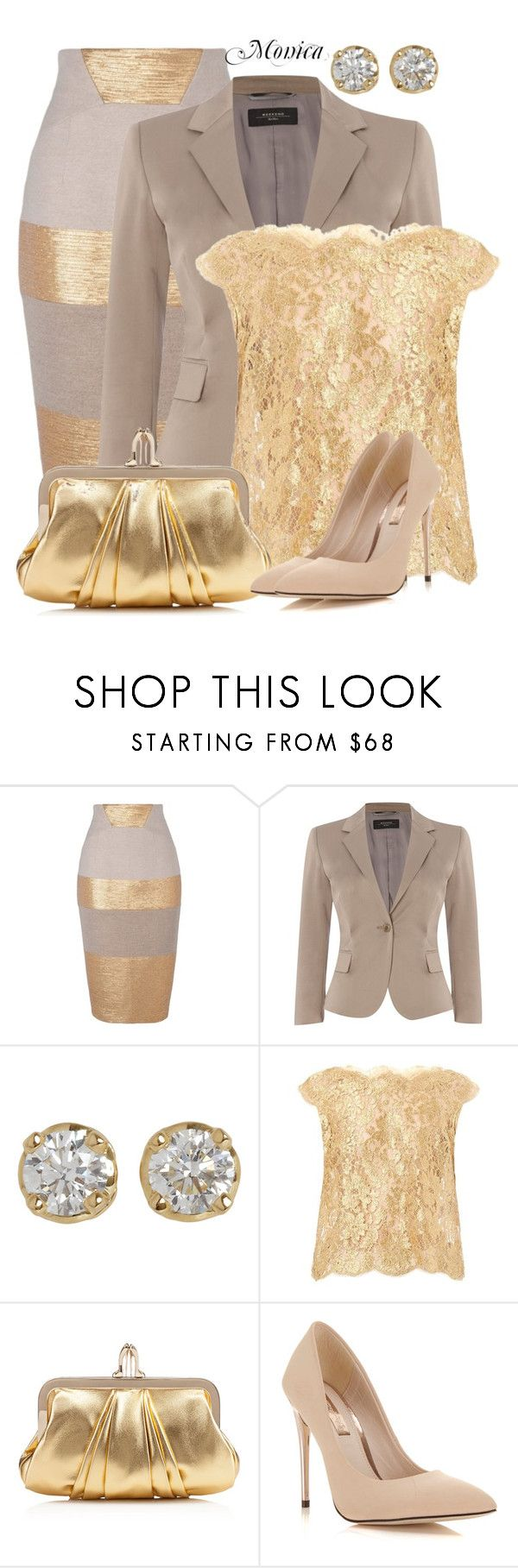 """Untitled #657"" by radi-monika ❤ liked on Polyvore featuring Amanda Wakeley, Weekend Max Mara, Hoorsenbuhs, Dolce&Gabbana, Christian Louboutin and Miss Selfridge"