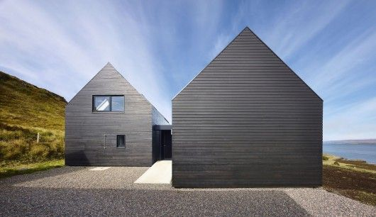 Private Residence on Isle of Skye by Dualchas Architects