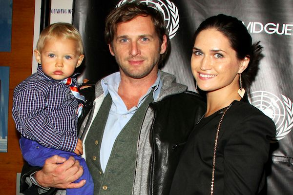 Chatter Busy: Josh Lucas And Wife Jessica Ciencin Henriquez Are Divorcing