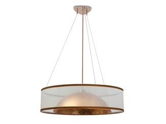 Luminária pendente de cobre DOME 6500 COPPER - Hind Rabii