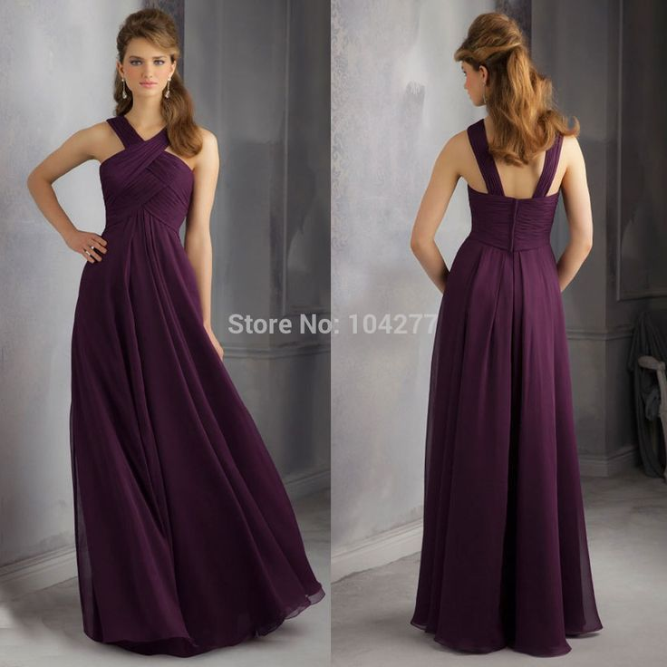 Best 25 Plum Bridesmaid Dresses Ideas On Pinterest Purple And Wedding Dress Colors