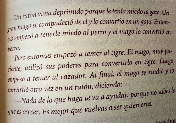 """Extracto del libro """"Adulterio"""" Paulo Coelho"""