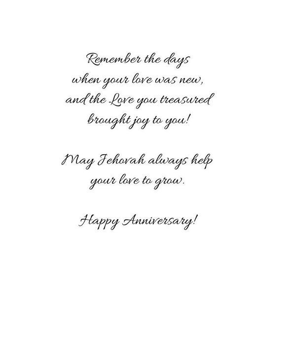 Anniversary Jehovah S Witnesses Jw Greeting Cards Jehovah Quotes Happy Anniversary Quotes Jehovah S Witnesses