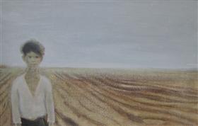 Young Man - Jean Paul Lemieux