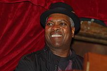 Booker T. Jones (born November 12, 1944) is a multi-instrumentalist, songwriter, record producer and arranger, best known as the frontman of the band Booker T. and the MGs. He has also worked in the studios with many well-known artists of the 20th and 21st centuries, earning him a Grammy Award for lifetime achievement.