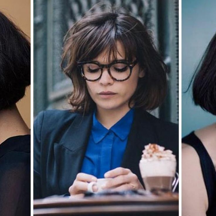 We're talking Audrey Tautou levels of cool.