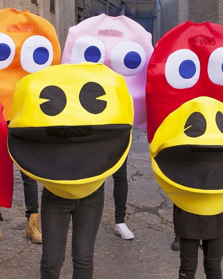 best 25 pac man costume ideas on pinterest pac man halloween ideas pac man halloween costume. Black Bedroom Furniture Sets. Home Design Ideas