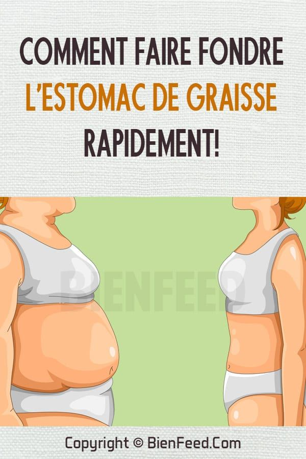 bonnes séances d entraînement pour perdre rapidement la graisse de l estomac