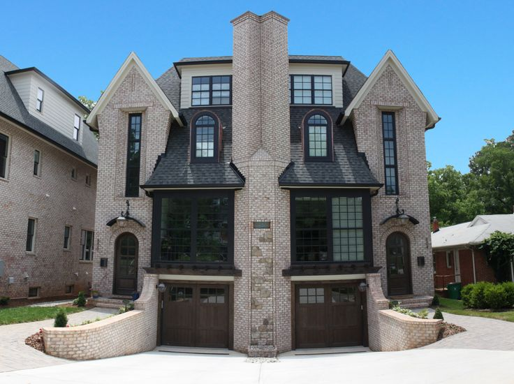The Fountains at Mattie Rose - Custom Duet Homes For Sale in Dilworth, Charlotte, NC - Grandfather Homes