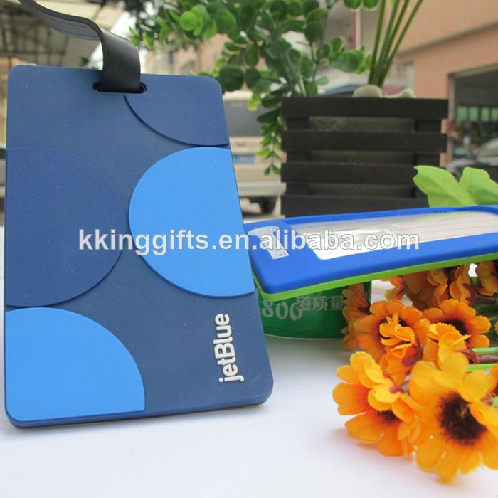 1 brand  name :  Soft pvc luggage tag  2 materil: soft pvc + paperboard  3 MOQ:   1000 pieces  4 feture: ecological  5 pass: SGS