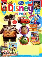 Cheap Magazine Subscriptions for Kids:  Disney & Me for $13.99