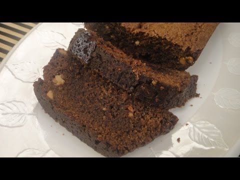 Eggless Walnut Cake Recipe By Sanjeev Kapoor