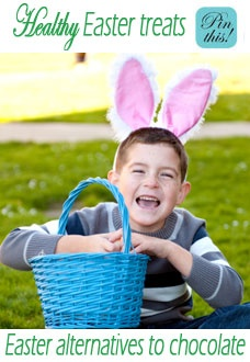 27 best healthy easter images on pinterest easter baskets healthy easter alternatives to chocolate negle Images
