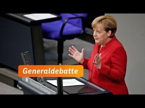 """Merkel: #Deutschland wird #Deutschland bleiben - #CDU   Rede von Angela Merkel in der Generaldebatte des Deutschen Bundestages: Die Bundeskanzlerin erneuerte ihre Prognose, dass unser Land sich zwar veraendern werde, aber die Grundpfeiler Liberalitaet, Demokratie, Rechtstaat und #Soziale Marktwirtschaft bestehen blieben: #Deutschland wird #Deutschland bleiben - mit allem was uns daran lieb und teuer ist"""", sagte die http://saar.city/?p=27234"""