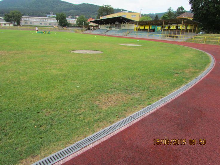 Městský Stadion Prachatice