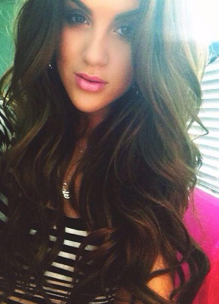 Big Voluminous Curls Hair Pinterest Big Voluminous