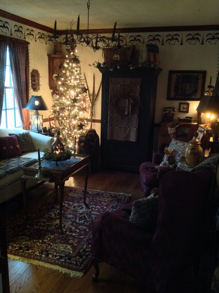 Simple Christmas in Simple Decorating!