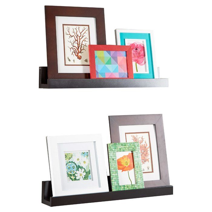 Picture Frame Floating Wall Ledge