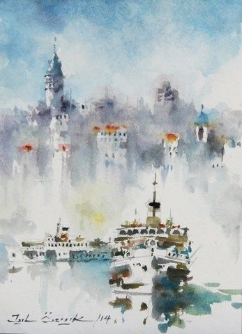 Işıl Özışık   WATERCOLOR