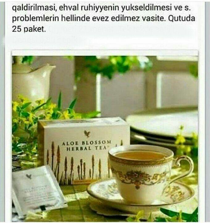 ЧАЙ ИЗ ЦВЕТОВ АЛОЭ  Травяной чай с добпвлением цветов Алоэ содержит в своём составе лечебные травы и специи которые кромы лечебных свойств имеют прекрасный вкус и аромат. Он не содержит кофеина его можно пить в неограниченном количестве в любое время когда Вы почувствуете что Вашему организму необходима минутка отдыха. Он поможет Вам восстановить силы и окажет успокаивающее воздействие на организм. Чай из цветков Алоэ можно пить как горячим так и холодным со льдом. Чай Форевер поистине…