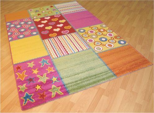 Παιδικά χαλιά - ΕΙΣΕΞΑΝ. Πολύχρωμα στυλ patchwork
