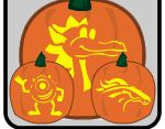 Pumpkin Pile - Hundreds of Free Halloween Pumpkin Carving Patterns and Stencils