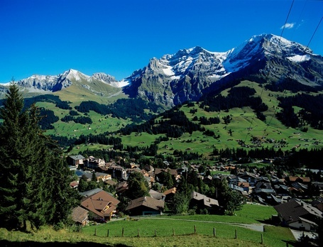 TO: Adelboden, Switzerland