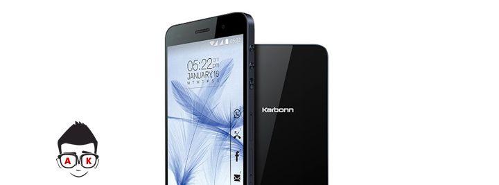 Karbonn Titanium Mach Two  Telefon Geliyor | AmkTekno - Mizahi Mobil Haber ve Teknoloji Haberleri