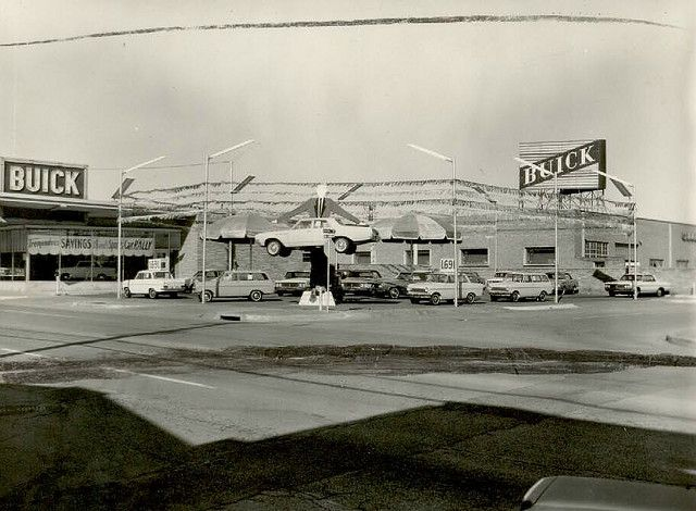 2077 best images about vintage car dealerships auto for Motor rebuilders dallas tx