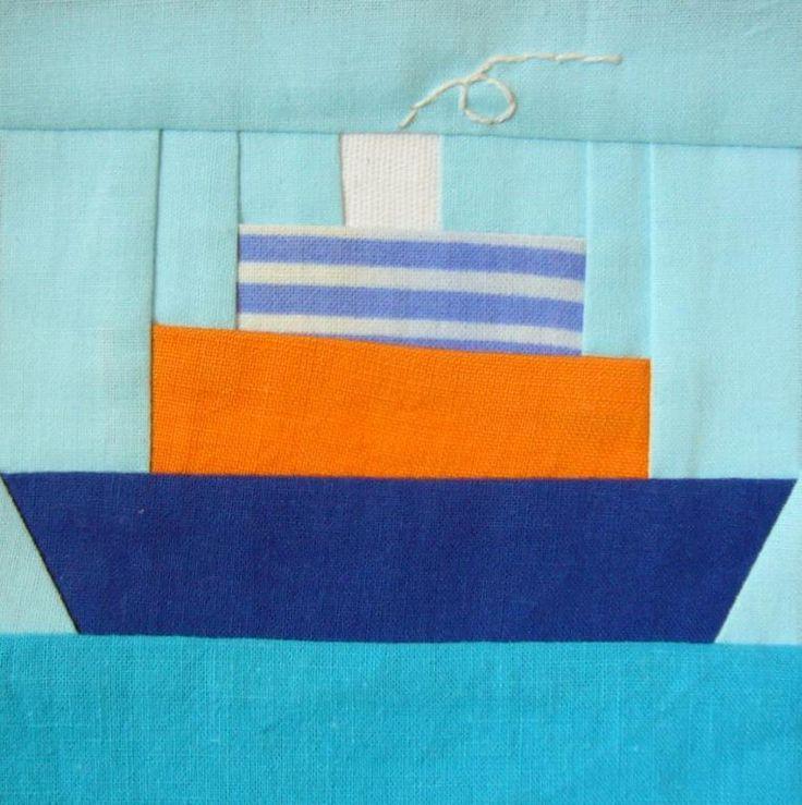 263 besten Quilts - lighthouses/ nautical Bilder auf Pinterest ...