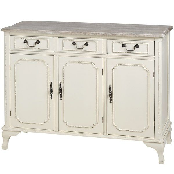 Buy the Pavilion Three Drawer Sideboard Cabinet from Baytree Interiors selection of Pavilion Furniture. Pavilion Three Drawer Sideboard Cabinet available from only £399.95.