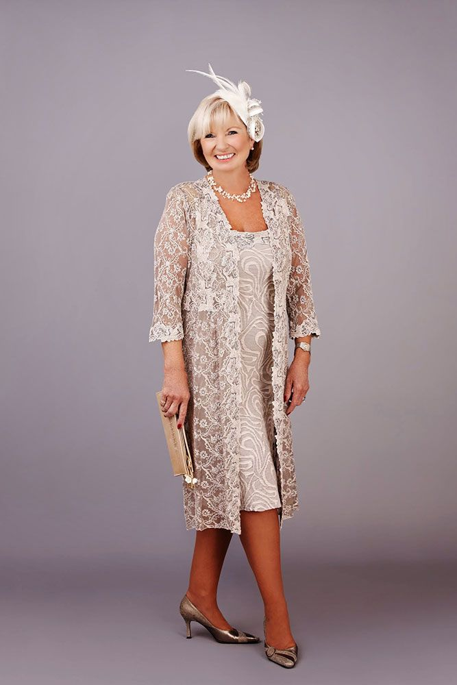 Again all MOTB are not size 6 and 22 but they are all HAPPY!!! Bride Coats   Antida Dress Coat - Ann Balon - Mother Of The Bride Outfits
