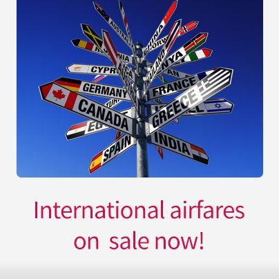 Qantas global airfare sale is on now. Don't miss out, sale ends Monday http://www.corporatetraveller.com.au/qantas-global-sale-now