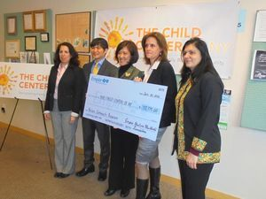 Not long ago, David Song couldn't talk to his classmates or teachers. Last week, Song stood in front of a room full of strangers at The Child Center in Flushing, where he delivered a speech recounting his experiences. Last Wednesday, the Empire BlueCross BlueShield Foundation awarded The Child Center a grant of nearly $33,000 to help support the program that helped him. #mentalhealth #goodnews
