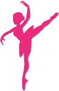 Silhouette Design Store - View Design #60770: ballerina