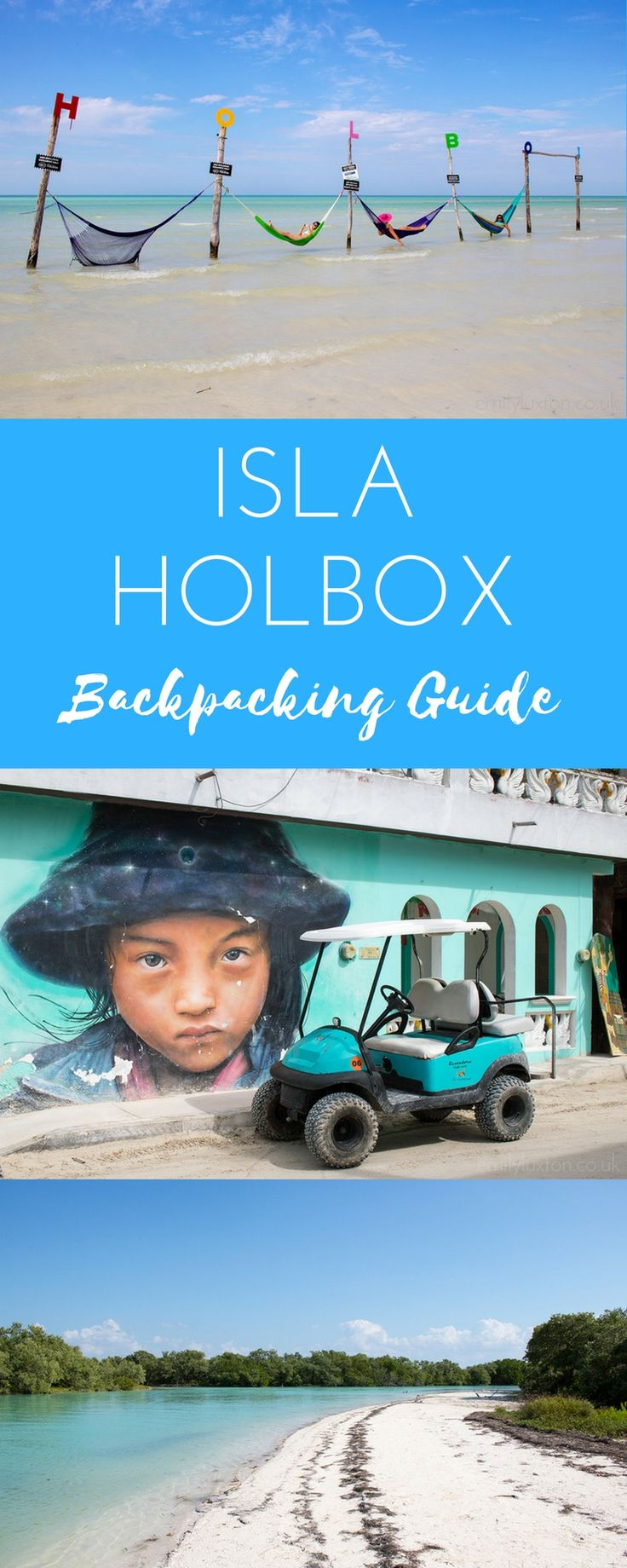Isla Holbox Backpacking Guide. How to get there, what things cost, and some top tips for things to do. Sleepy, chilled out Holbox should be added to any Mexico itinerary.