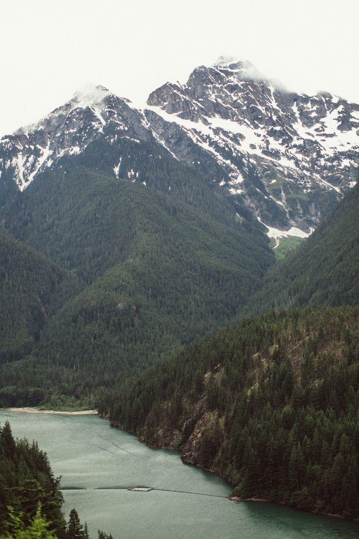 Bethany Marie - Lake Diablo, Washington © Bethany Marie...