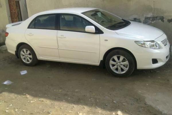 Carkii| car for sale Used Toyota Corolla 2010 25500 kilometers in Dubai and Abu Dhabi at a reasonable price.