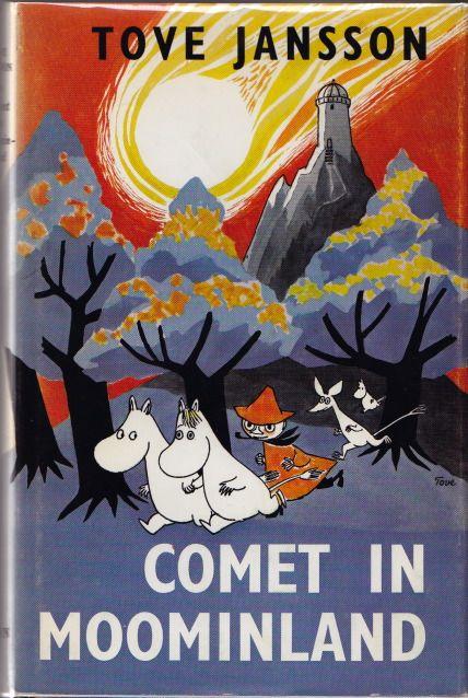 Tove Jansson-Comet in Moominland