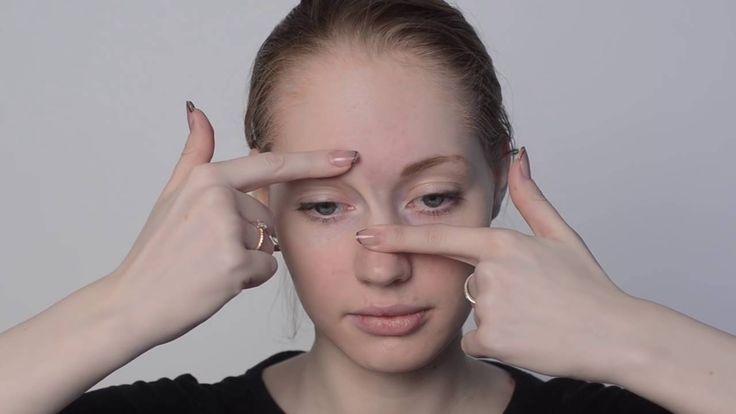 Как сделать расслабляющий   #массаж   #лица. Техники  от  #Этель  #Аданье.