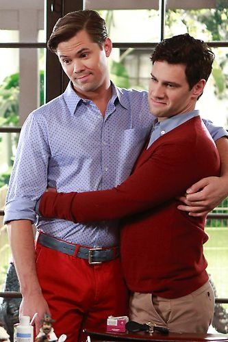 Bryan and David's Sweetest Moments | Photo Gallery | The New Normal | NBC