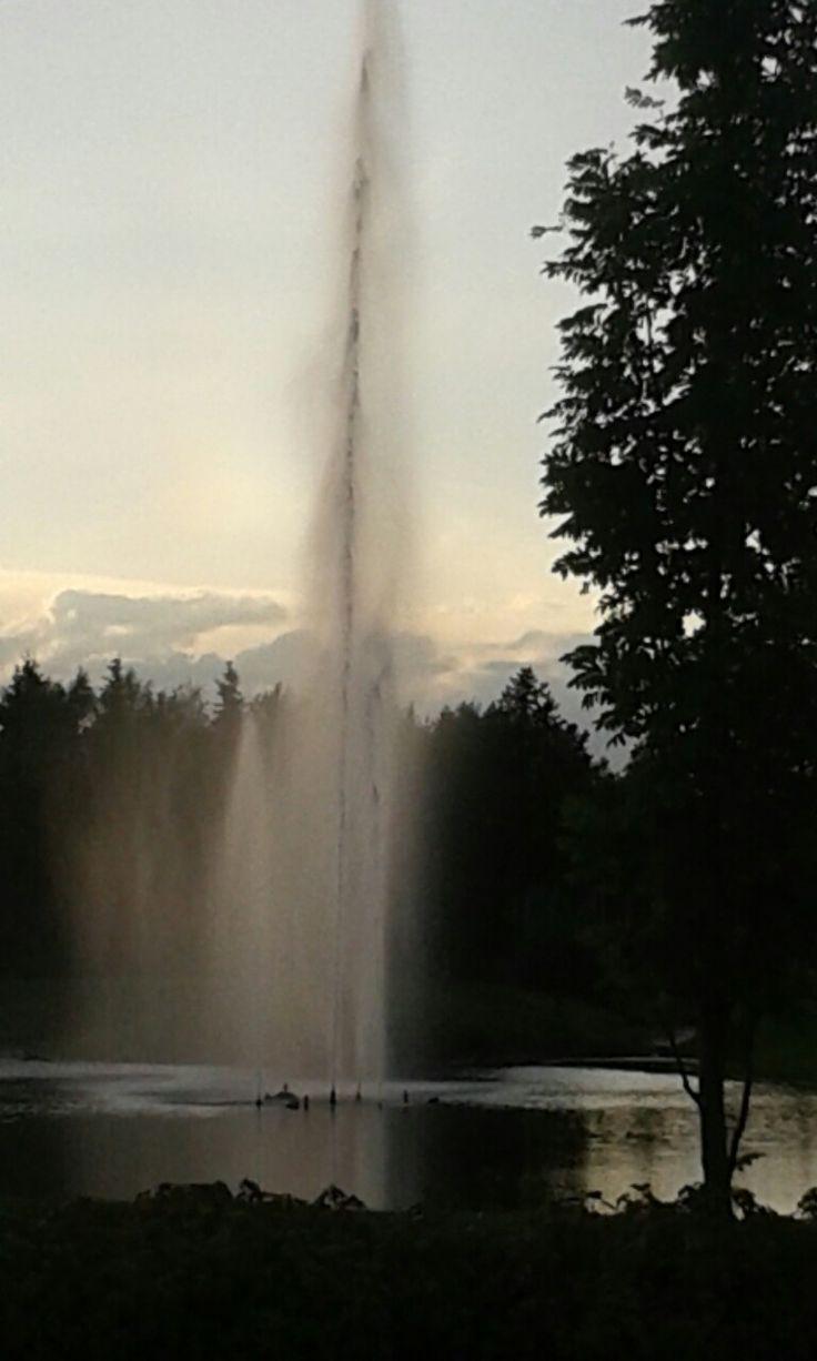 1.7.16 Kuusamon taajaman suihkulähde
