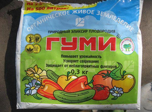 Сбалансированная и безопасная подкормка для всех растений — удобрение Гуми
