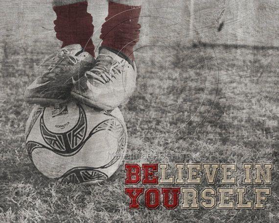 Believe essays soccer