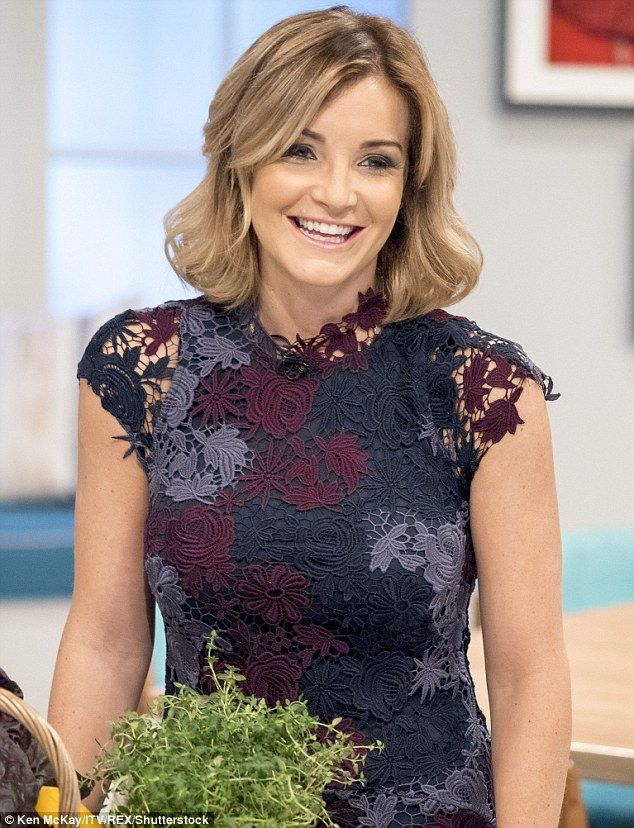 'Best stand-in I've watched!' Helen Skelton took to the ITV morning show on Monday to cover Lorraine Kelly in the hot seat- and fans stormed Twitter with praise for her presenting skills
