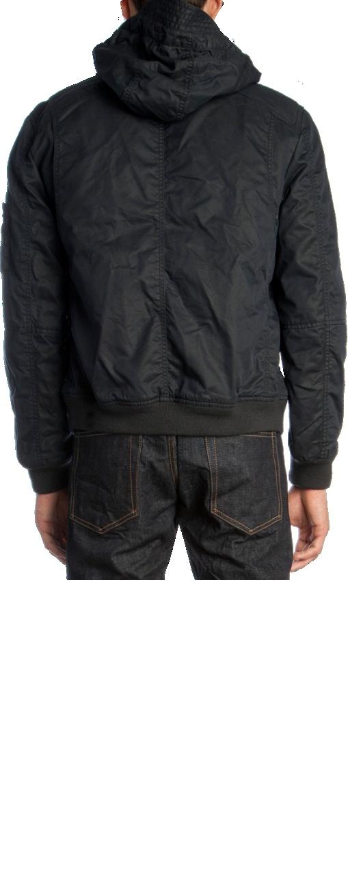 Lyst - Ralph Lauren Black Label Cruise Bomber Jacket in