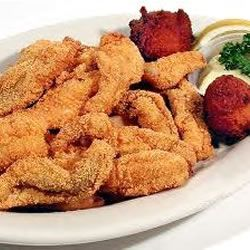 100 fried catfish recipes on pinterest southern fried for Substitute for fish food